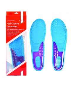 Innersoles Gel Purple Blue Womens
